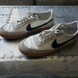 Nike Killshot Men's Size 9 White Leather Sneakers